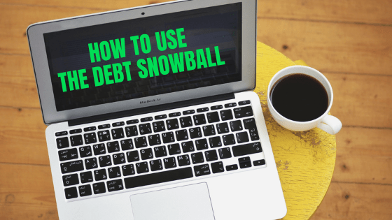 how to use the debt snowball