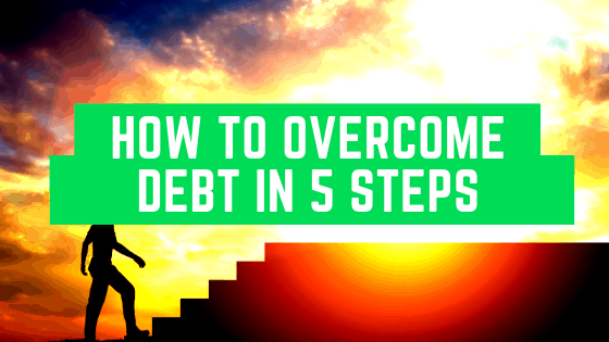 how to overcome debt problems