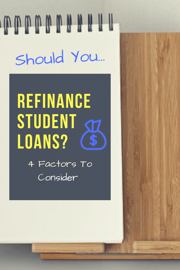 should you refinance your student loans