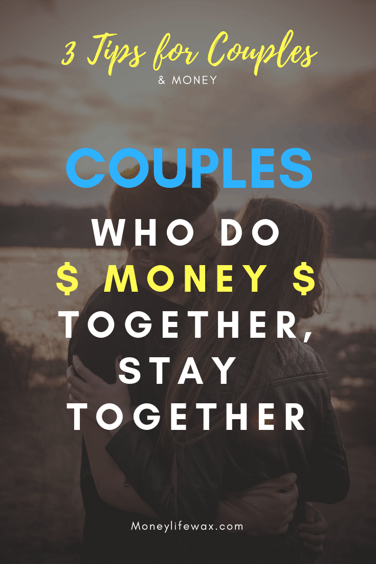 money marriage issues