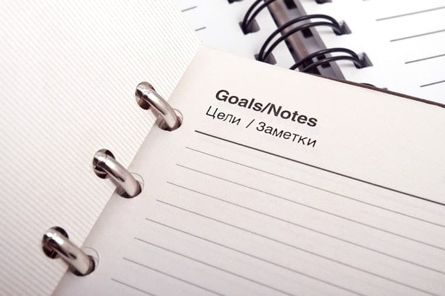 stop setting goals in 2019