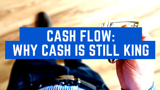 positive cash flow